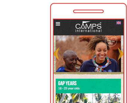 Camps International Case Study