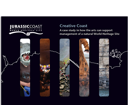 Jurassic Coast Brochure Case Study
