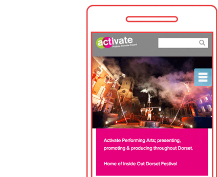 Activate Performing Arts Case Study