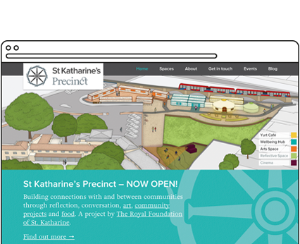 St Katharine's Precinct Case Study