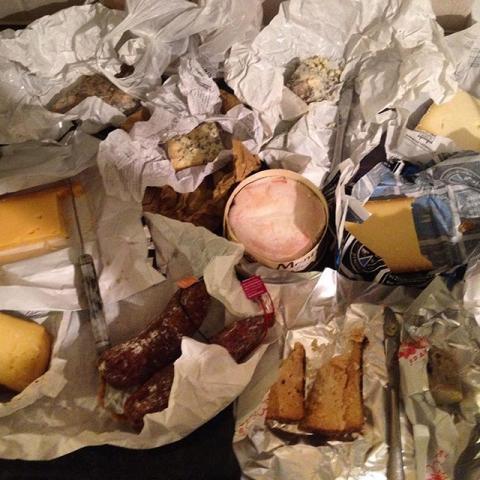 Christmas Cheese! #smellmycheeseyoumothers #boroughmarket #dorset