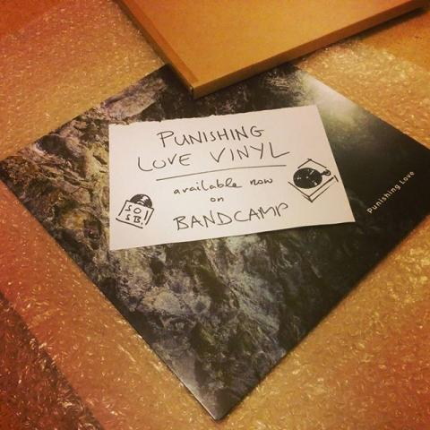 Boxing up some #vinyl to send out. Available now from our Bandcamp page!