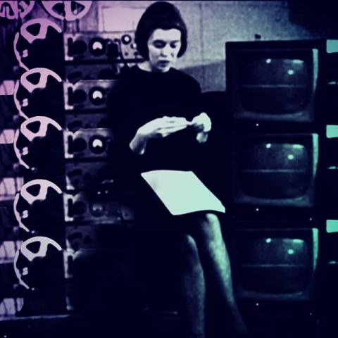 Happy #internationalwomensday! Shout out to #electronicmusic pioneer, producer of the Doctor Who theme and total hero, Delia Derbyshire.