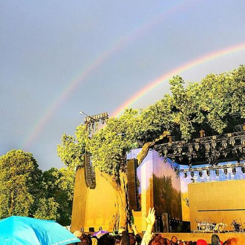 Double rainbow!!!!!