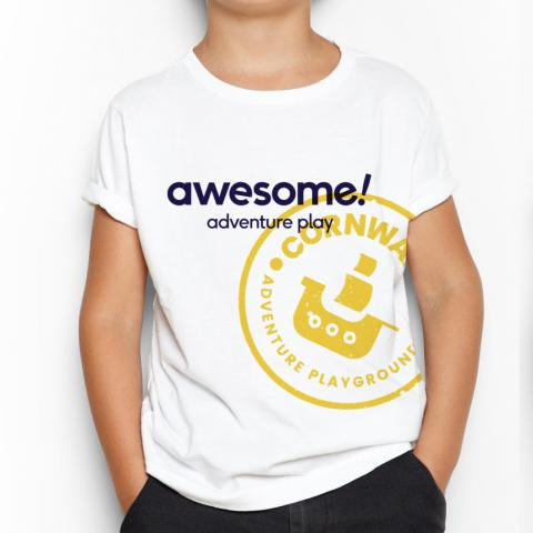 Awesome branded t-shirts