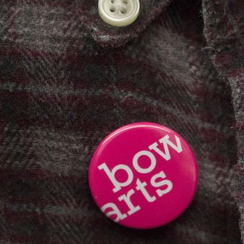 Bow Arts Identity Design