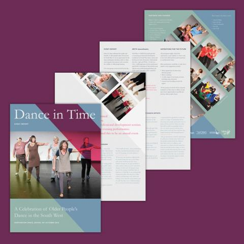 Activate Performing Arts Marketing Design