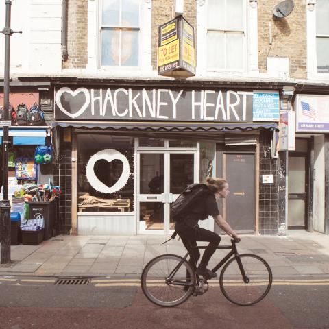 Hackney Heart Magazine Design Case Study