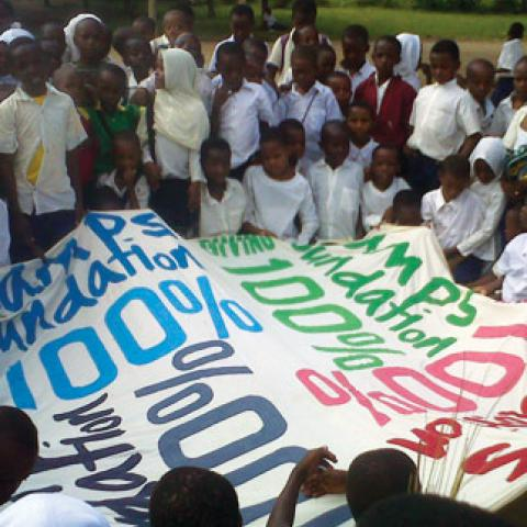 Camps International Charity Branding