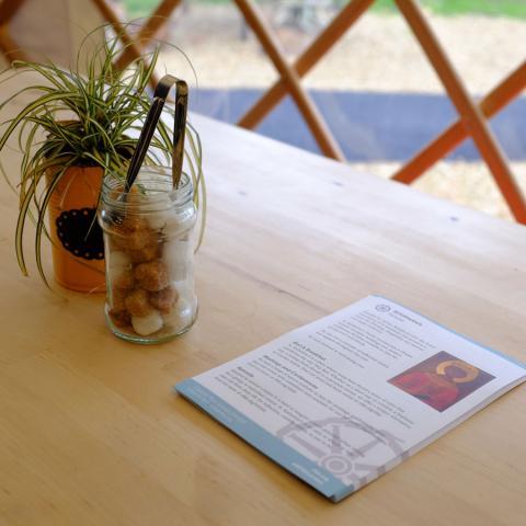 Cafe Branding Flyer Design