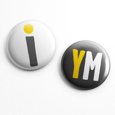 YoungMinds Branding Design Fundraising Materials
