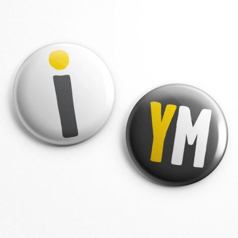 YoungMinds Branding Design Fundraising Materials