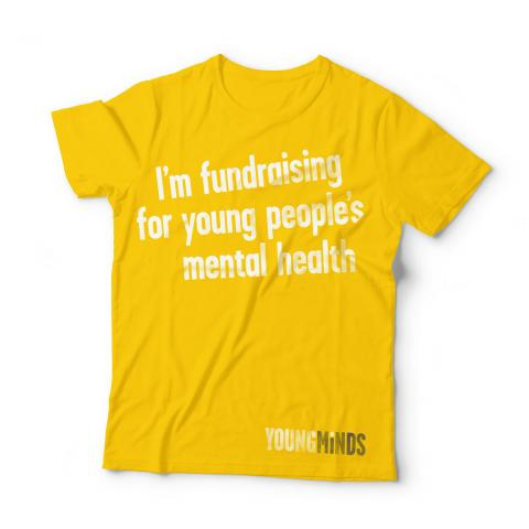 YoungMinds Branding Design Fundraising Clothing