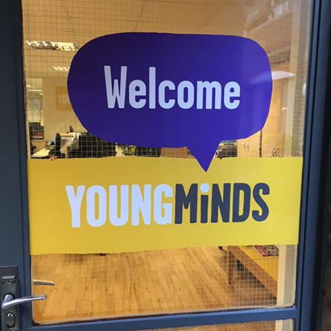 YoungMinds Branding Signage Design