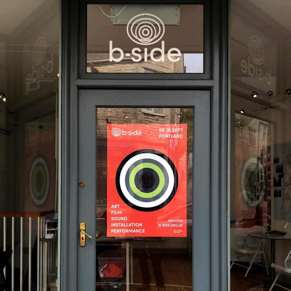B-Side Arts Festival Branding & Website
