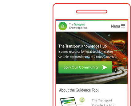 Transport Knowledge Hub