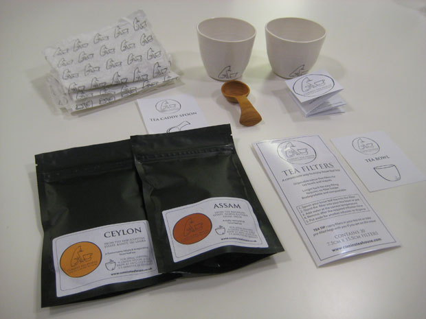 Comins Tea House - Tea Gifts